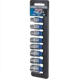 Do it Best 8-Piece 1/2 Drive Metric Socket Set