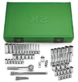 """SK Hand Tool 60PC 1/4""""DR. TOOL SET"""