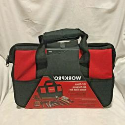 WORKPRO 157 PIECE - HOUSEHOLD TOOL SET WITH SOFT CASE / HOME