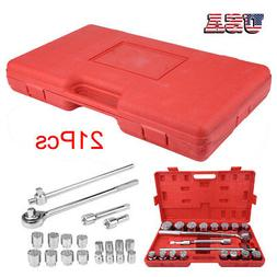 21 pc 3 4 drive socket wrench