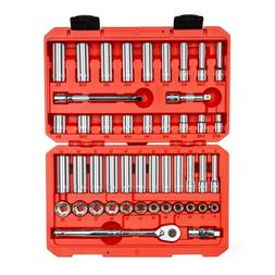 47-pc. 3/8 in. Drive Socket Set  TEKTON 15301