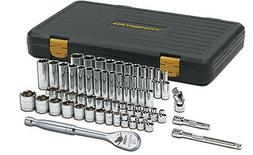 GearWrench 56-Piece 3/8 in. Drive 6-Point SAE/Metric 120XP S