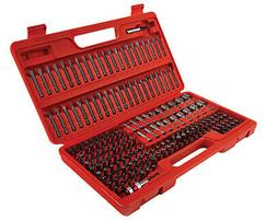 Sunex Tools 9729 208-Piece Master Bit Set