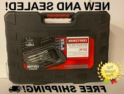 CRAFTSMAN 933137 137 Pieces Mechanics Tool Set with Easy-to-