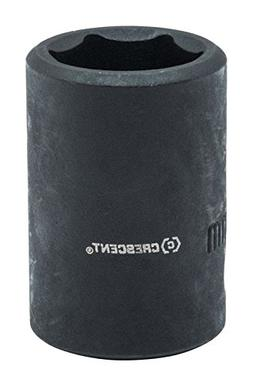 "Crescent CIMS15 1/2"" Drive, 15mm Impact Socket - 6 Point"