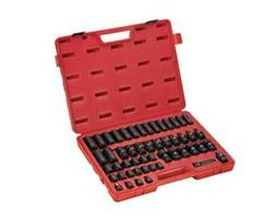 Sunex Tools 3351 51-Piece 3/8 in. Drive 6-Point Metric Impac