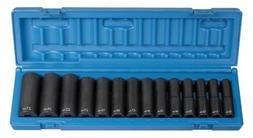 "1/2"" Drive 14 Piece Deep Metric Set"