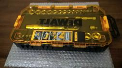 "Dewalt DWMT73804 1/4"" and 3/8"" Drive Socket Set"