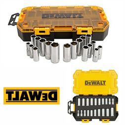 DeWALT DWMT73812 3/8-Inch 20 Piece Metric and SAE Drive Sock