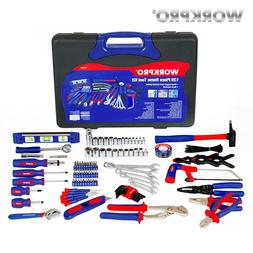 <font><b>WORKPRO</b></font> 139PC Home Tools Household Tool