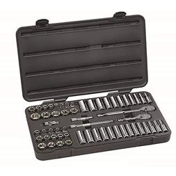 GearWrench 80550F 57-Piece 3/8 in. Drive 6-Point SAE/Metric