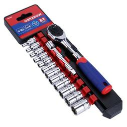 Wrench Spanner Hand Ratchet Socket Wrench Set Professional C