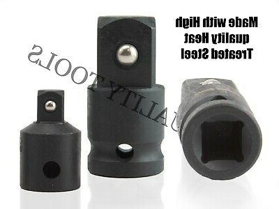 VCT 5pc Impact Adapter & Reducer Cr-V