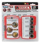5pc PT Performance Tool X-Trax Bolt Extractor Set SAE & Metr