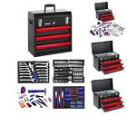 WORKPRO W009044A Mechanics Tool Set with 3Drawer Heavy Duty