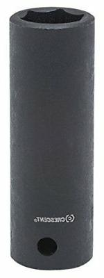 "Crescent CIMS25 1/2"" Drive, 3/4"" Deep Impact Socket - 6 Poin"