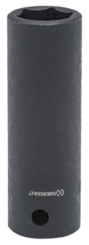 "Crescent CIMS35 1/2"" Drive, 21mm Deep Impact Socket - 6 Poin"