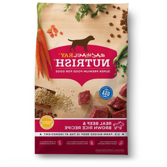 dog food natural beef and brown rice