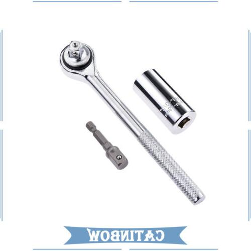 new universal socket wrench power drill adapter