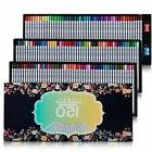 150 Count Unique Colored Pencils Pack Soft Cored Sketching D