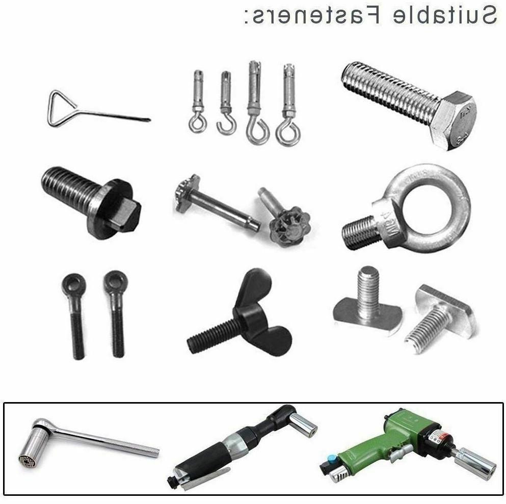 Universal Wrench MultiFunction Adapter
