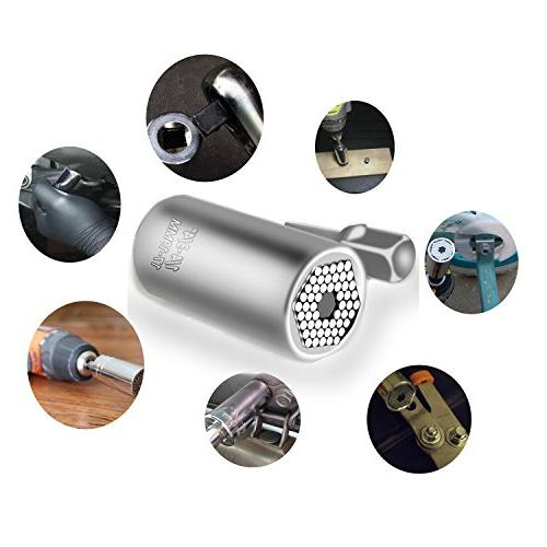 Universal Socket Multi-function Car/Auto Drill