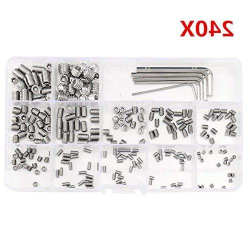 Unknown Socket Stainless Machine Precise Tapping Assortment