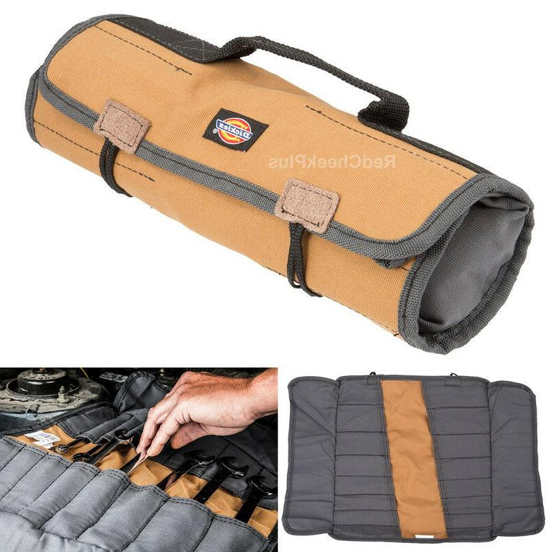 wrench ratchet tool roll up pouch socket