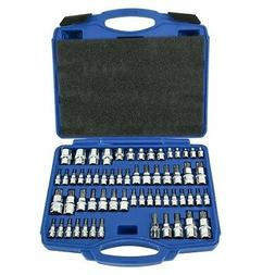 High Strength Master Torx Socket Set Tamper Proof Security B