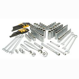 Socket Set 118 Pc 1/4 And 3/8