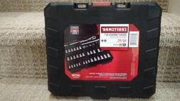 NEW Craftsman 42-Pc Piece 1/4 & 3/8-In Drive & Torx Bit Sock