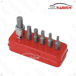 WINMAX New <font><b>Craftsman</b></font> 3/8 in drive 6 pc H
