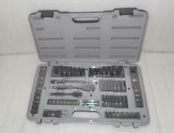 New Stanley 69-Pieces Black Chrome Laser Etched Markings Soc