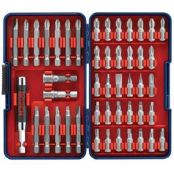 Bosch T4047 Multi-Size Screwdriver Bit Set