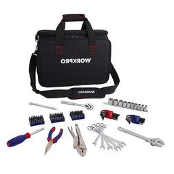 WORKPRO Tool Set, 143-piece Home Repair Tool Kit in Heavy Du
