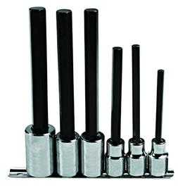 Stanley Proto J5441-6XL 1/2-Inch Drive 6-Piece Extra Long He