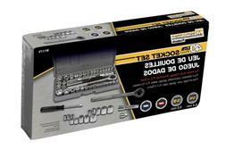 Performance W1173 40-Piece SAE and Metric Socket Set