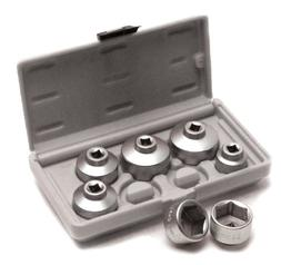 Performance Tool W54085 Oil Cartridge Socket Set