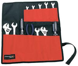 Performance Tool  W88990 12-Pocket Roll-Up Tool Pouch