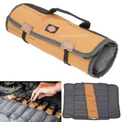 Wrench Ratchet Tool Roll-Up Pouch Socket Set Bag Holder Stor